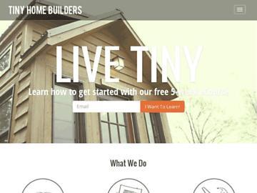 changeagain tinyhomebuilders.com
