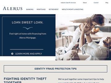 changeagain alerusfinancial.com