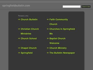 changeagain springfieldbulletin.com