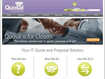 changeagain quosal.com