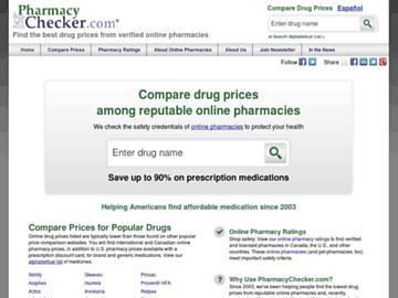 changeagain pharmacychecker.com
