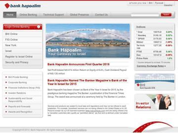 changeagain bankhapoalim.com