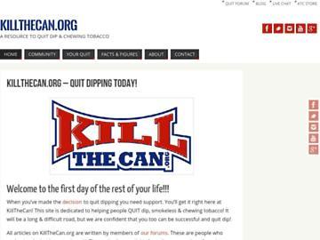 changeagain killthecan.org