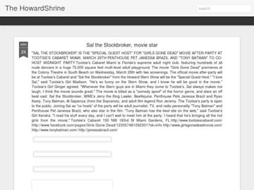changeagain thehowardshrine.blogspot.my