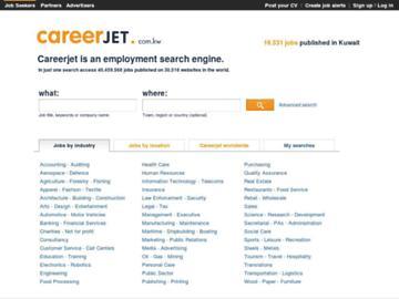 changeagain careerjet.com.kw