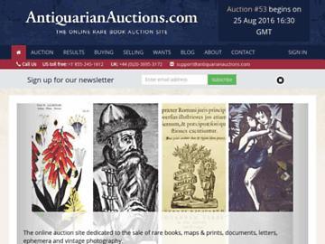changeagain antiquarianauctions.com
