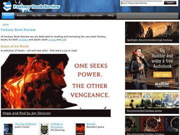 changeagain fantasybookreview.co.uk