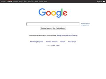 changeagain google.com