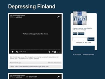 changeagain depressingfinland.tumblr.com