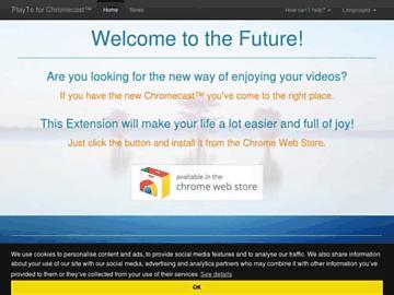 changeagain playtochromecast.com
