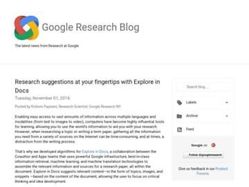 changeagain googleresearch.blogspot.in