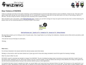 changeagain wiziwig.tv