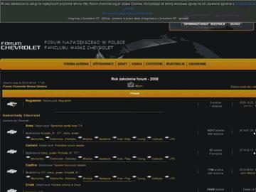 changeagain chevrolet.org.pl