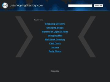changeagain usashoppingdirectory.com