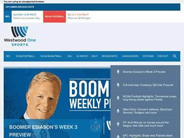 changeagain westwoodonesports.com