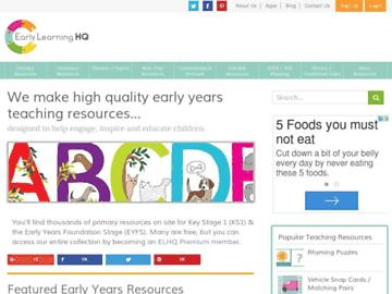changeagain earlylearninghq.org.uk