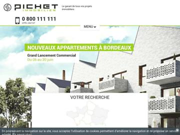 changeagain pichet-immobilier.fr