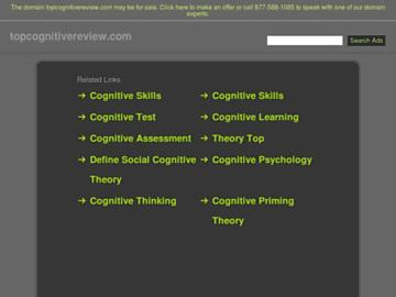 changeagain topcognitivereview.com