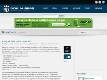 changeagain nokiausers.net