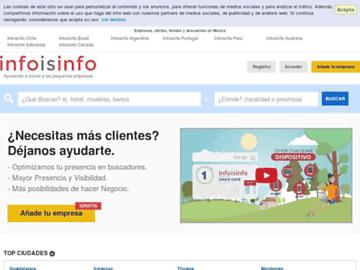 changeagain infoisinfo.com.mx