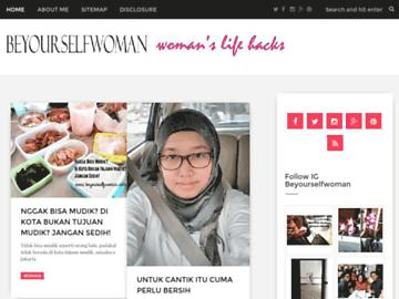 changeagain beyourselfwoman.com