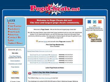 changeagain pogocheats.net