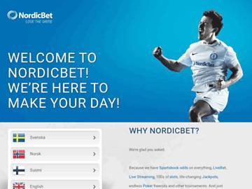 changeagain nordicbet.com