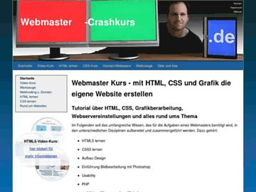 changeagain webmaster-crashkurs.de