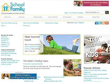 changeagain schoolfamily.com