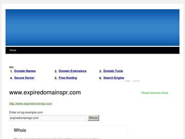 changeagain expireddomainspr.com