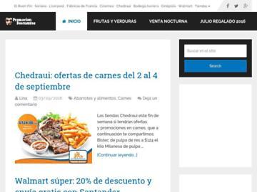 changeagain promociondescuentos.com