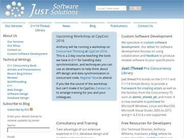 changeagain justsoftwaresolutions.co.uk