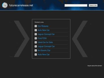 changeagain futurecarrelease.net