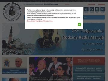 changeagain radiomaryja.pl