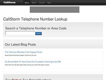 changeagain callstorm.com
