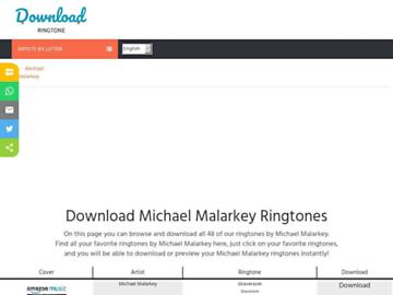 changeagain michaelmalarkey.download-ringtone.com